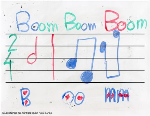Boom Boom song - April 13, 2011