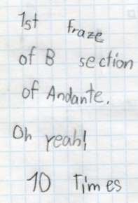 2011 December 19 - Breakthrough Diary - Andante B section